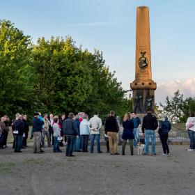 Guidet tur ved Lundings Monument